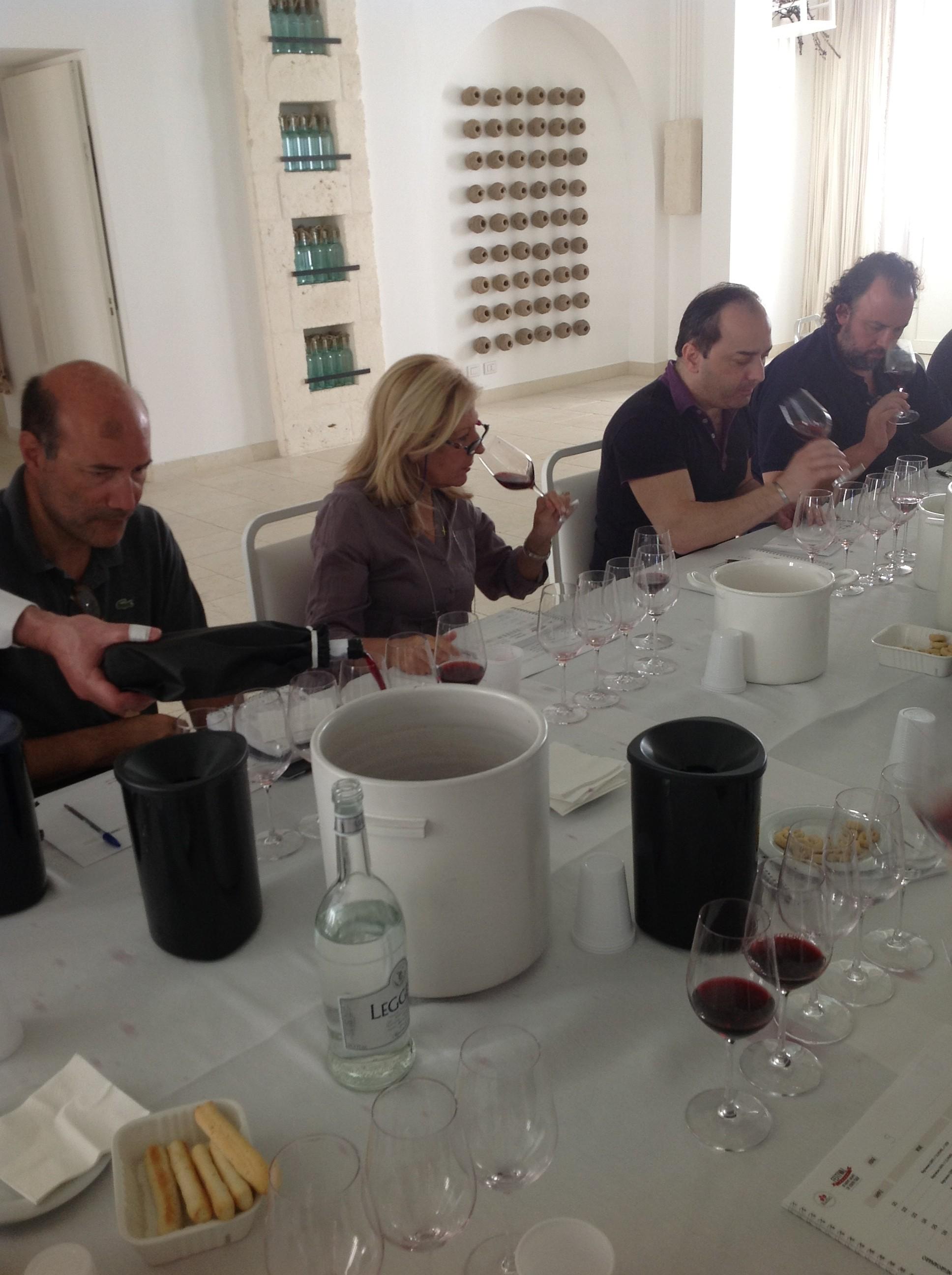 Radici Wines 2012 Appunti di viaggio