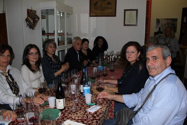 Tutti pazzi per il Pinot Nero…Degustazione 26 Ottobre